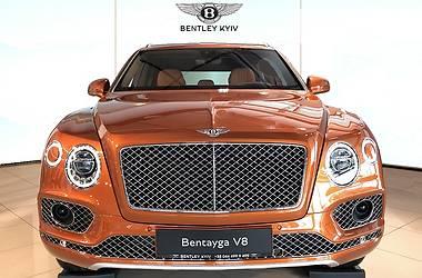 Ціни Bentley Позашляховик / Кроссовер