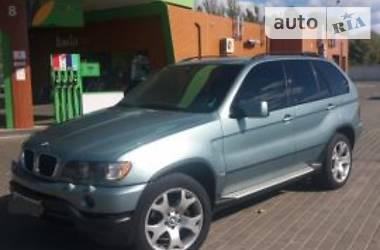 Цены BMW Внедорожник / Кроссовер в Одессе