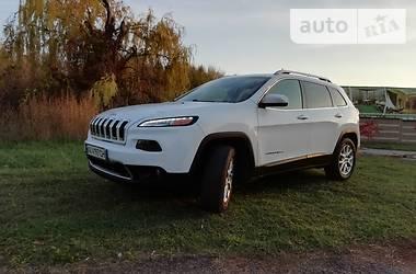 Характеристики Jeep Cherokee Позашляховик / Кроссовер