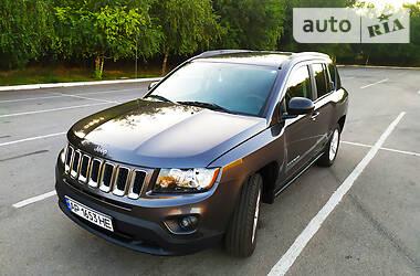 Характеристики Jeep Compass Внедорожник / Кроссовер