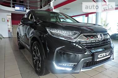 Характеристики Honda CR-V Внедорожник / Кроссовер