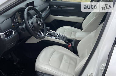 Характеристики Mazda CX-5 Внедорожник / Кроссовер