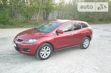 Цены Mazda CX-7 Внедорожник / Кроссовер