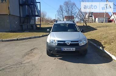 Ціни Dacia Позашляховик / Кроссовер