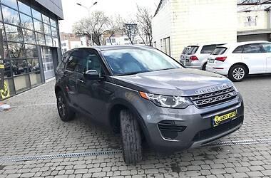 Характеристики Land Rover Discovery Sport Внедорожник / Кроссовер