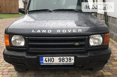 Характеристики Land Rover Discovery Внедорожник / Кроссовер
