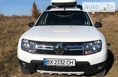 Характеристики Renault Duster Внедорожник / Кроссовер