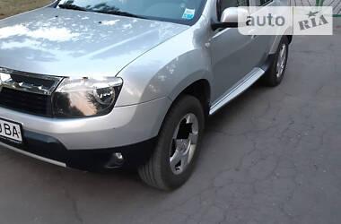 Характеристики Renault Duster Позашляховик / Кросовер