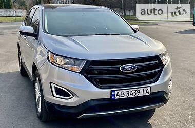 Характеристики Ford Edge Внедорожник / Кроссовер