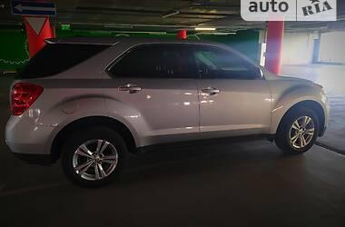 Характеристики Chevrolet Equinox Внедорожник / Кроссовер