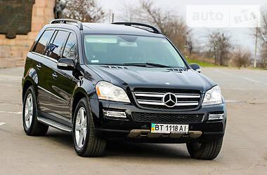 Характеристики Mercedes-Benz GL 320 Внедорожник / Кроссовер