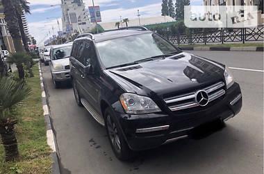 Характеристики Mercedes-Benz GL 350 Внедорожник / Кроссовер