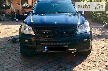 Характеристики Mercedes-Benz GL 55 AMG Внедорожник / Кроссовер