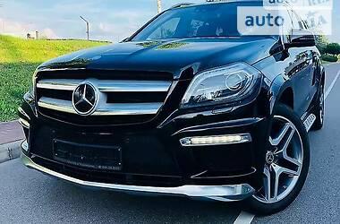 Характеристики Mercedes-Benz GL 550 Внедорожник / Кроссовер