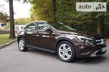 Характеристики Mercedes-Benz GLA-Class Внедорожник / Кроссовер