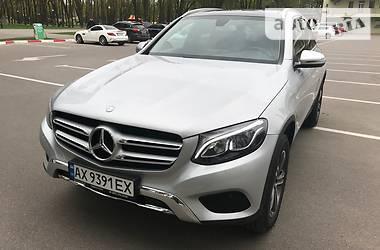 Характеристики Mercedes-Benz GLC-Class Внедорожник / Кроссовер