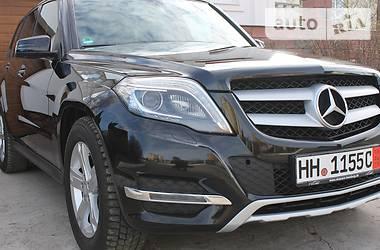 Характеристики Mercedes-Benz GLK 200 Внедорожник / Кроссовер