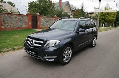 Характеристики Mercedes-Benz GLK 220 Внедорожник / Кроссовер