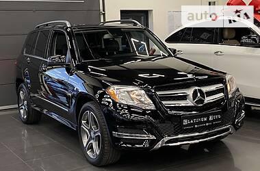 Характеристики Mercedes-Benz GLK 250 Позашляховик / Кросовер