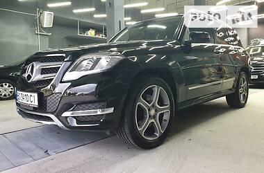 Характеристики Mercedes-Benz GLK 250 Внедорожник / Кроссовер
