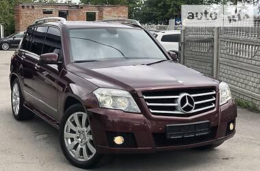 Характеристики Mercedes-Benz GLK 350 Внедорожник / Кроссовер