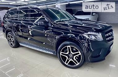 Характеристики Mercedes-Benz GLS 350 Внедорожник / Кроссовер