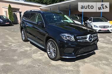 Характеристики Mercedes-Benz GLS 400 Внедорожник / Кроссовер