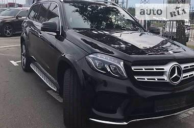 Характеристики Mercedes-Benz GLS 500 Внедорожник / Кроссовер