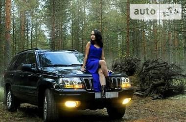 Характеристики Jeep Grand Cherokee Позашляховик / Кроссовер
