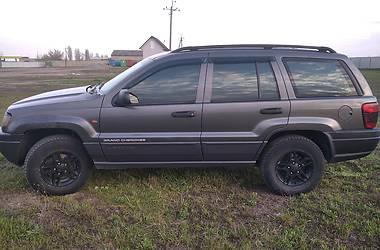 Характеристики Jeep Grand Cherokee Внедорожник / Кроссовер