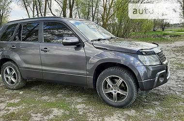 Характеристики Suzuki Grand Vitara Позашляховик / Кросовер