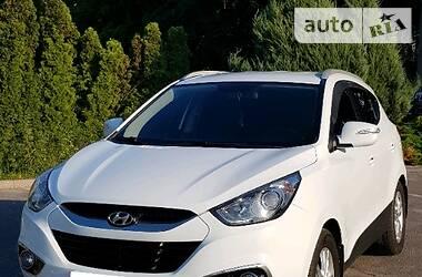 Характеристики Hyundai IX35 Внедорожник / Кроссовер