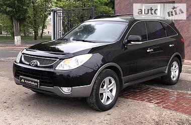 Характеристики Hyundai ix55 Внедорожник / Кроссовер