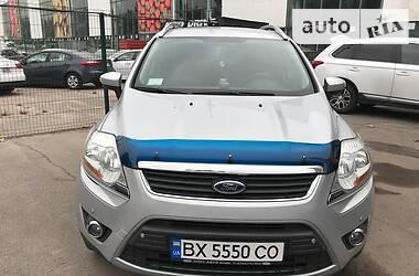 Характеристики Ford Kuga Внедорожник / Кроссовер