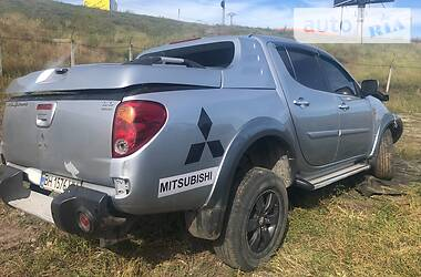 Характеристики Mitsubishi L 200 Внедорожник / Кроссовер