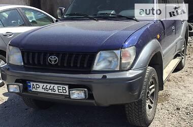 Характеристики Toyota Land Cruiser 90 Внедорожник / Кроссовер