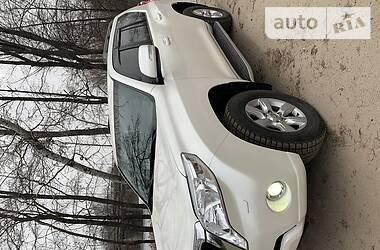 Характеристики Toyota Land Cruiser Prado 150 Позашляховик / Кросовер