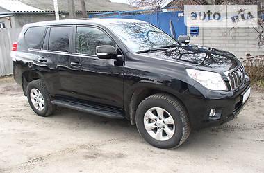 Характеристики Toyota Land Cruiser Prado Внедорожник / Кроссовер