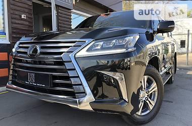 Характеристики Lexus LX 450 Внедорожник / Кроссовер