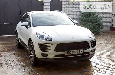 Характеристики Porsche Macan Внедорожник / Кроссовер
