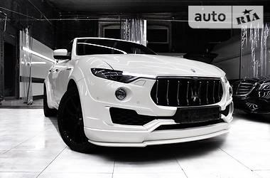 Ціни Maserati Позашляховик / Кроссовер