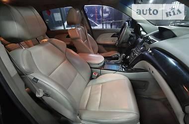 Характеристики Acura MDX Позашляховик / Кросовер