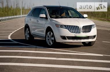 Характеристики Lincoln MKX Позашляховик / Кроссовер