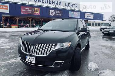 Характеристики Lincoln MKX Позашляховик / Кросовер