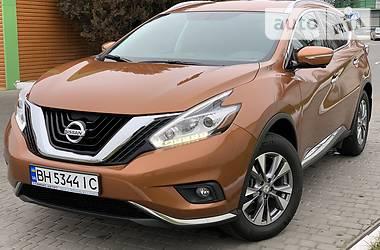 Характеристики Nissan Murano Внедорожник / Кроссовер