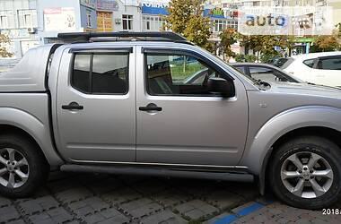Характеристики Nissan Navara Внедорожник / Кроссовер