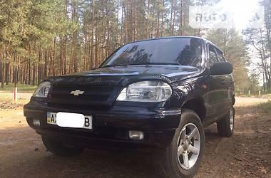 Характеристики Chevrolet Niva Внедорожник / Кроссовер