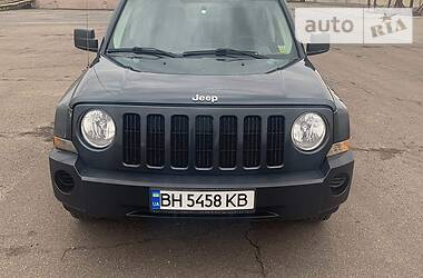Характеристики Jeep Patriot Внедорожник / Кроссовер