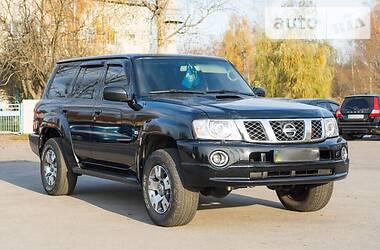 Характеристики Nissan Patrol Внедорожник / Кроссовер