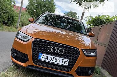 Характеристики Audi Q3 Внедорожник / Кроссовер